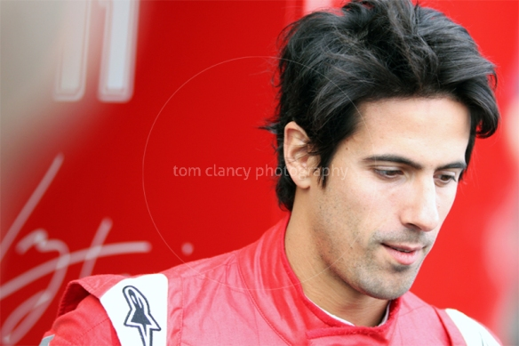 Lucas di Grassi - meets the fans