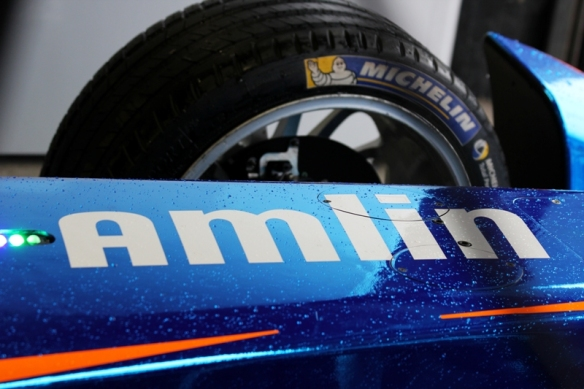 Amlin Andretti