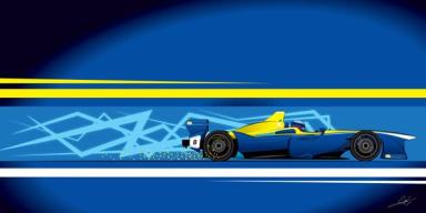 Nico Prost Renault e.dams
